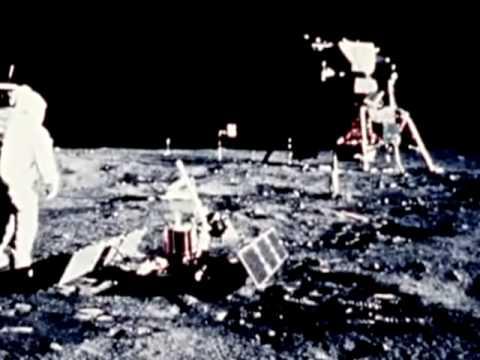 Symphony of Science viaja a la Luna