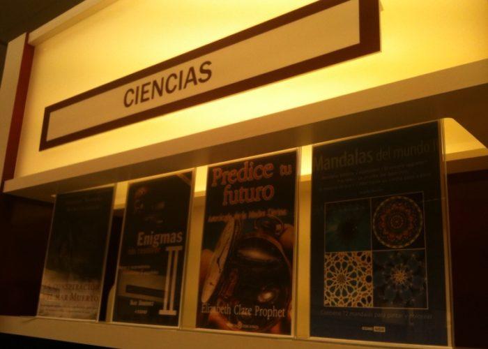 Libros de ciencia (by El Corte Inglés)