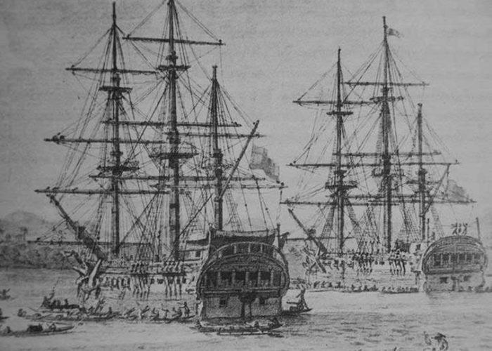 Malaspina regresa 200 años después