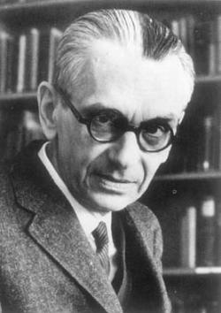 Esas cosas que le gustaban a Gödel