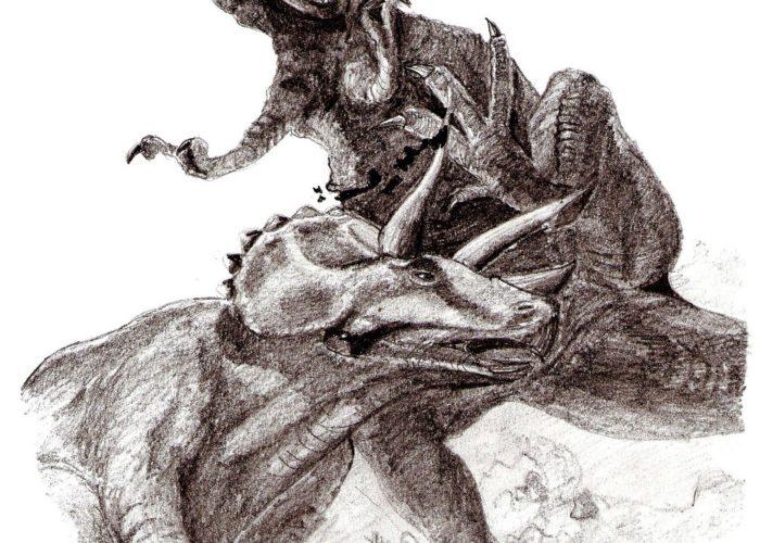 Triceratops ¿el dinosaurio que nunca existió?
