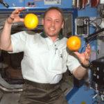 """¡La ISS se ha """"tragado"""" mis calcetines!"""