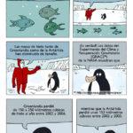 El cambio climático explicado en cómic