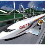 ¿Un tren que vuela o un avión que repta?