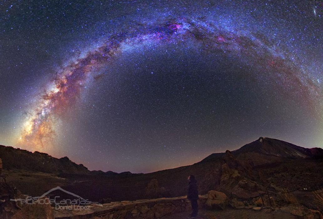 La Vía Láctea, el espectáculo del verano - Naukas