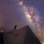 La Vía Láctea, el espectáculo del verano