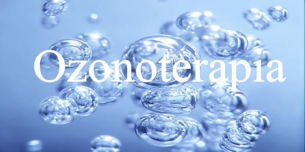 para q sirve la ozonoterapia