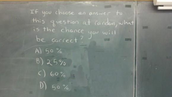Pregunta estadística modificada (2)
