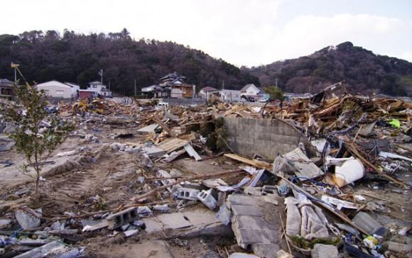 Efectos del terremoto en Japón