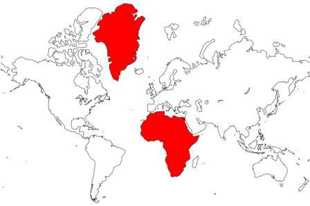 La verdad sobre el mapa de Peters | Divulgación | Naukas