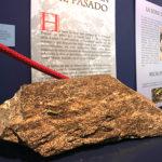De récords patrios y mundiales de rocas antiguas