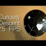 Retransmisión comentada en directo de la entrada del Curiosity en Marte