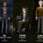Tesla, Tyson, Hawking, Einstein y Kaku