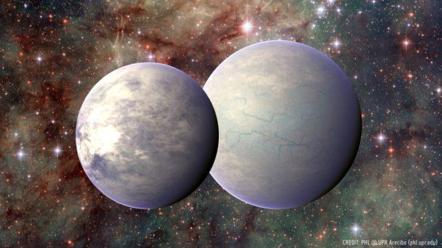 exoplanetas ceti