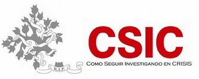 Las nuevas y tristes siglas del CSIC