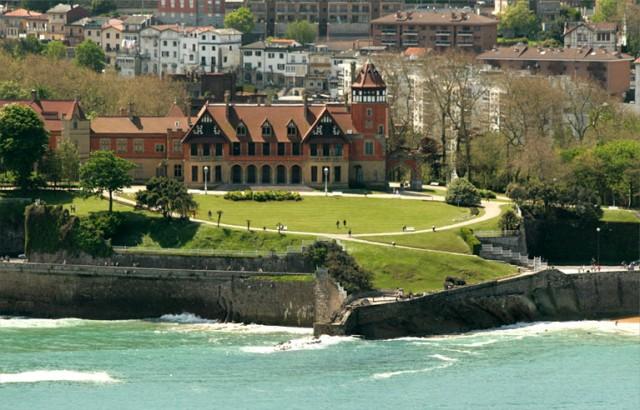 Palacio Miramar de San Sebastián, sede del curso