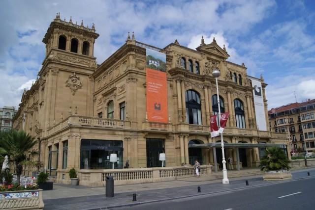 Teatro Victoria Eugenia - San Sebastián