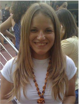 María Abad, investigadora postdoctoral en el CNIO y primera autora del trabajo comentado