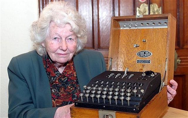 Mavis Batey ha fallecido a los 92 años