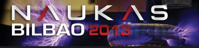 Naukas bilbao 2013 logo