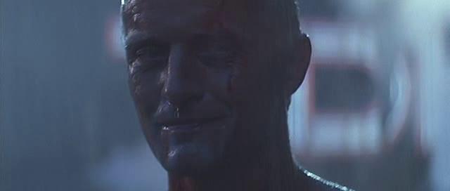 Blade Runner hora de morir