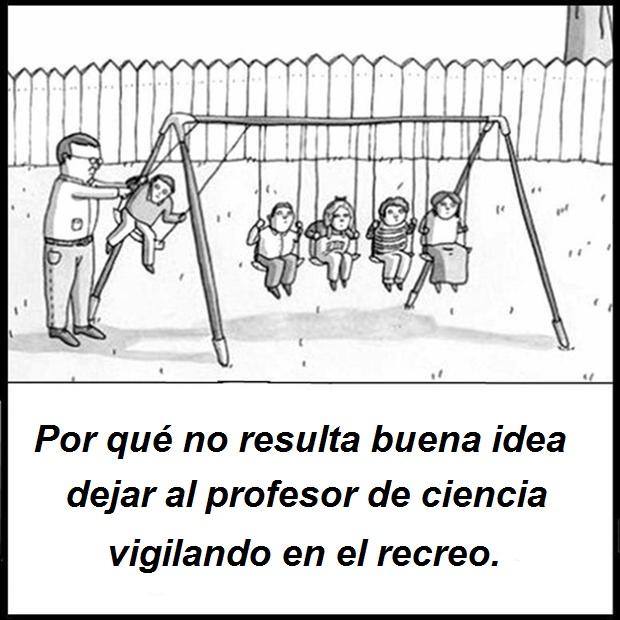 Profesor de ciencia