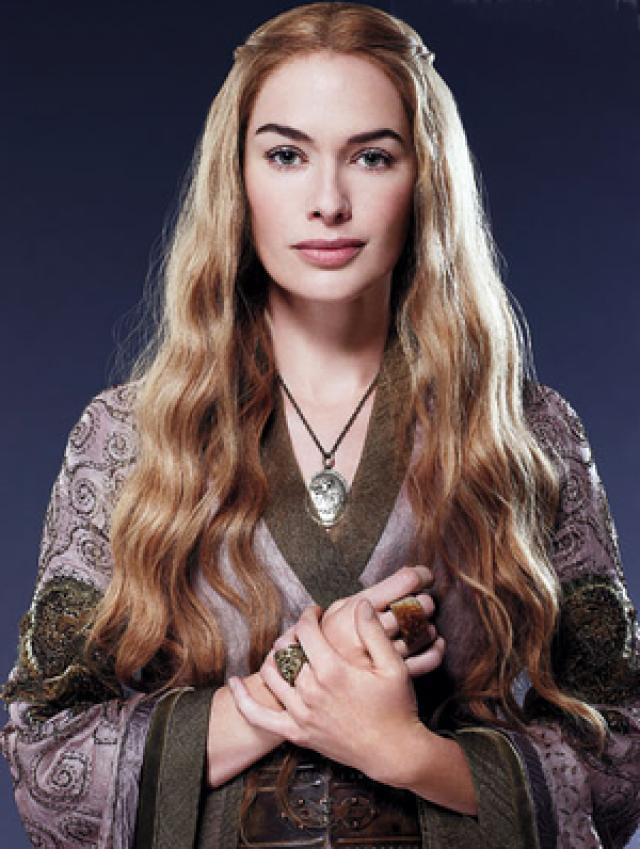 Las cejas de la discordia de Cersei. Fuente