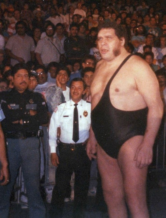 André el Gigante. Fuente