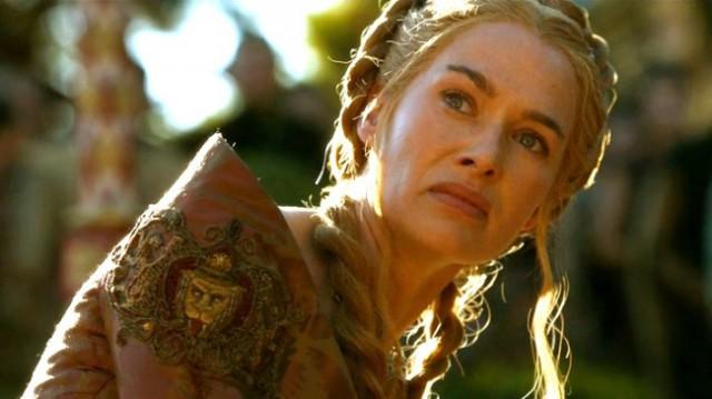 Cersei en un momento traúmatico. Fuente