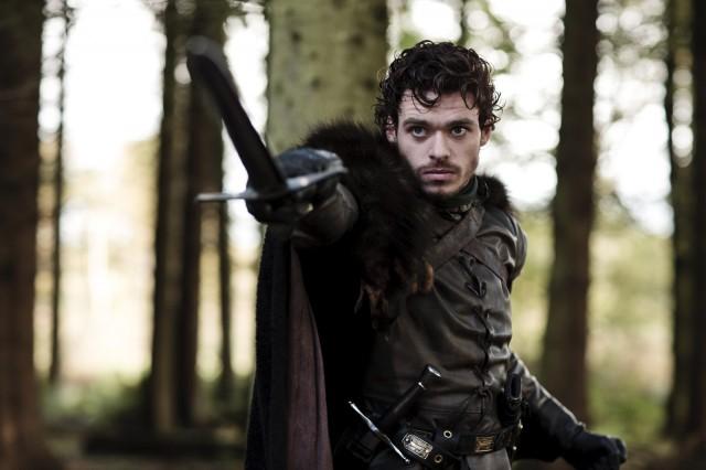 Robb Stark, Rey en el Norte. Fuente