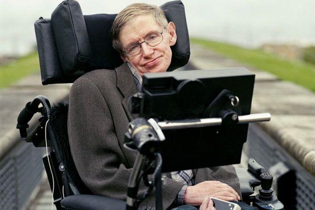 Stephen Hawking vendrá a Starmus 2014