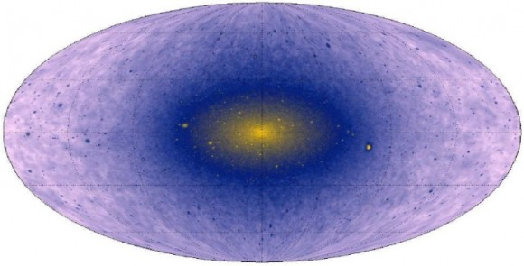 Dibujo20140618-Gamma-Ray-Signal-from-the-Central-Milky-Way-Compelling-Case-for-Annihilating-Dark-Matter-580x295