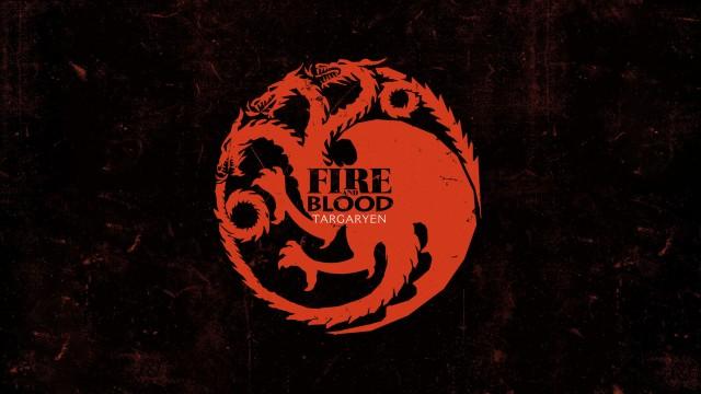 Blasón de la casa Targaryen. Fuente