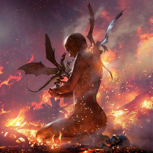 Daenerys y su resistencia al fuego. Fuente