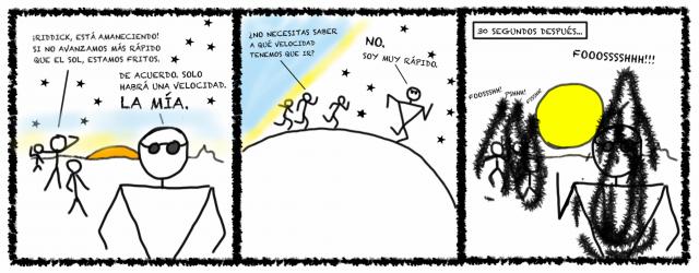 Crónicas de Riddick
