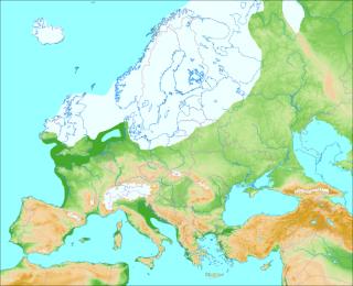 Glaciación Weichsel-Wurm