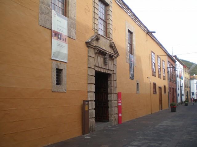 Museo de Historia y Antropología de Tenerife (La Laguna, Tenerife). Foto Ricardo Campo
