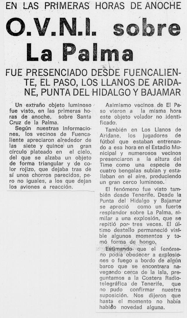El Día, 23-11-1974