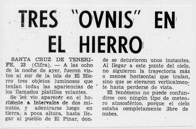 El Eco de Canarias, 23-11-1974