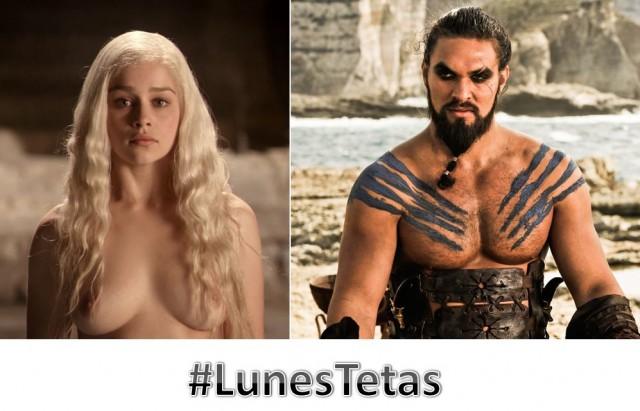 #LunesTetas