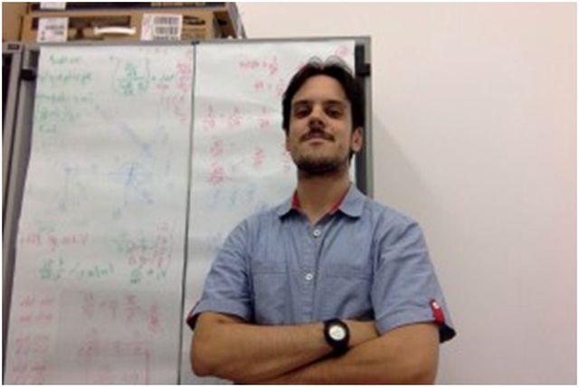 Daniel Martínez Martínez, investigador predoctoral