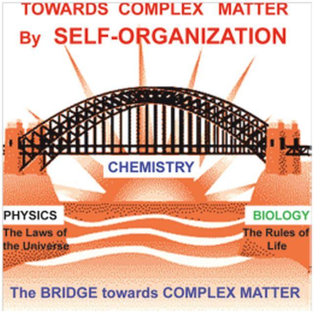Hacia materia más compleja mediante auto-organización