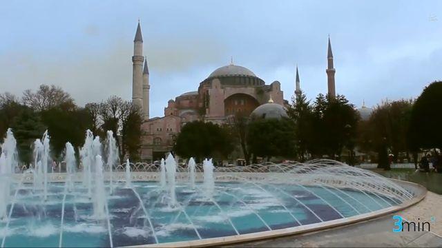 Maravillas de la antigua Constantinopla por Rubén Lijó