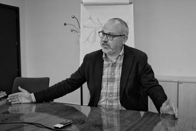 Javier Burgos. Director General de Neuron Bio, donde desarrollan fármacos contra la enfermedad de Alzheimer