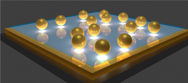 A universal base geometry for 2D semiconductor layers.