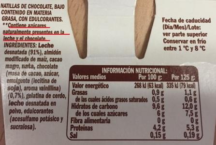 chocolate OCU 3