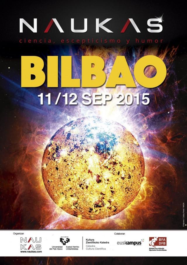 Naukas Bilbao 2015 - 11 y 12 de septiembre