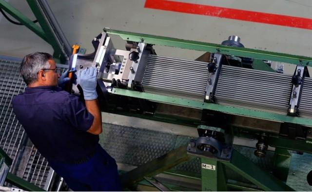 Elemento combustible PWR. Fuente: ENUSA Industrias Avanzadas S.A.