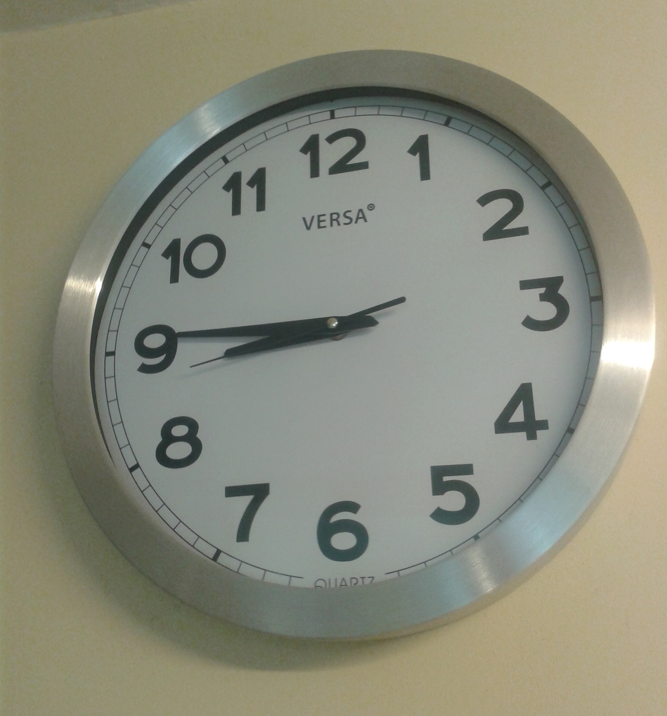 Reloj parado