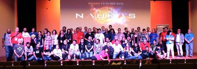 Naukas Bilbao 2015